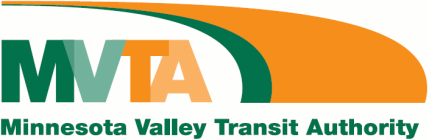 Minnesota Valley Transit Authority Logo