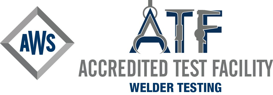 American Welding Society Accredited Test Facility