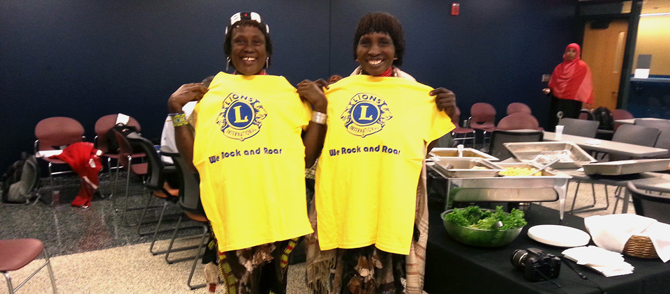 DCTC Lions Club Rock and Roars at MSLA's Ethiopian Minnesota Story Event