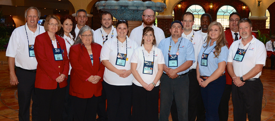 2014 National Competitors with Advisors