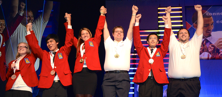 Brian Warzeha - National Silver Medal Winner - Related Technical Math