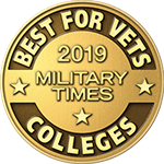 DCTC Ranked #6 on Best for Vets