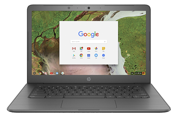 Image of a Chromebook